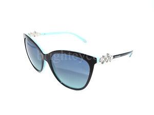 aef3eebbbb Image is loading Authentic-TIFFANY-amp-CO-Victoria-Cat-Eye-Sunglasses-