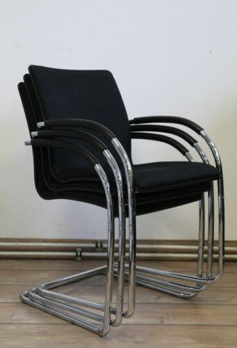 Besucherstuhl Stuh Konferenzstuhl-Freischwinger        Thonet        011216-02
