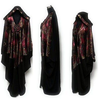 Dernier Design Dubai Abaya Caftan Farasha Maxi Jilbab Jalabiya burqa