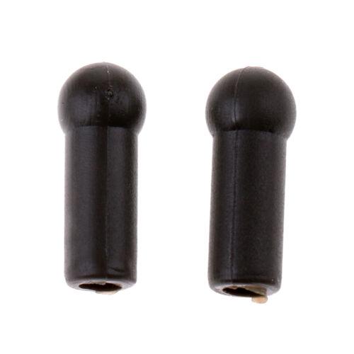 20Pcs Shock Buffer Perlen 14mm Karpfenangeln Protektoren Perlen Rigs Knot