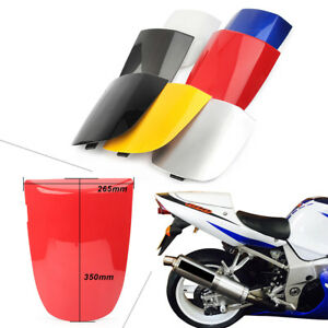 Rear-Passenger-Seat-Cowl-Back-Cover-For-Suzuki-GSXR-600-750-2001-2003-7-Colors