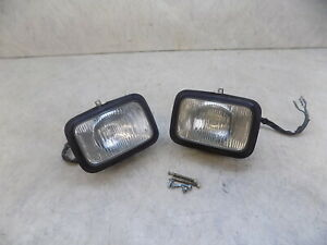 Honda-ATC350X-Headlight-Set-Head-Lights-light-ATC-350X-350-X-1985-7