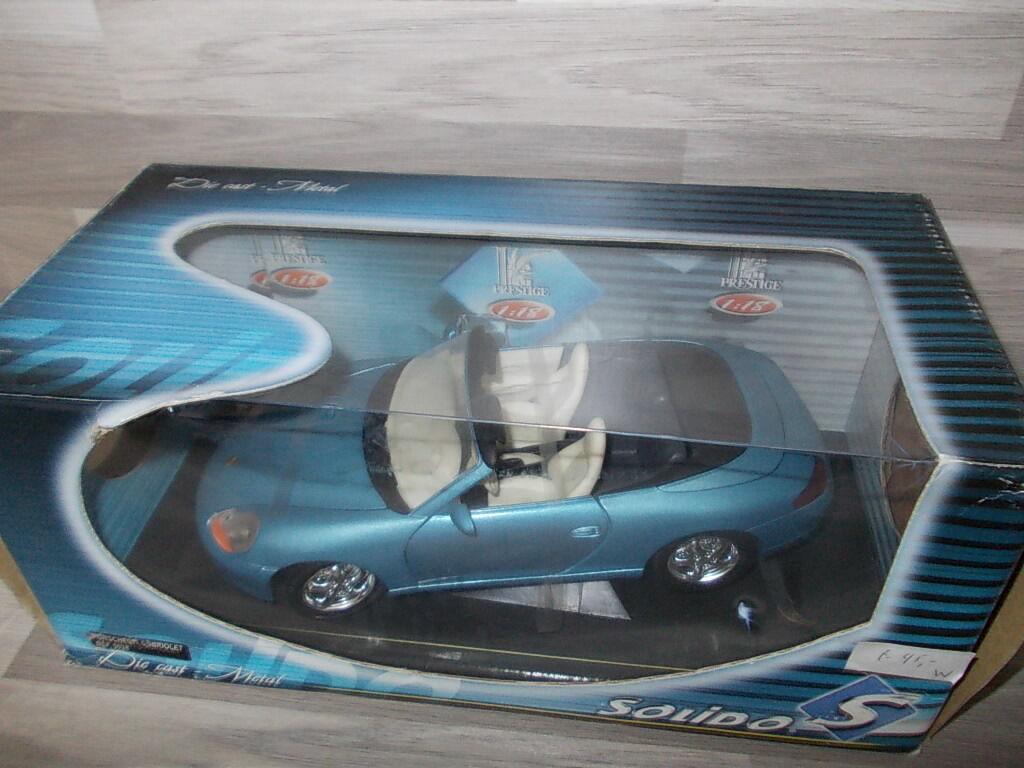 Solido 1 18 - Porsche 911 cabriolet cabriolet cabriolet (996) 2d9db7