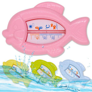 fish bath tub thermometer baby bath thermometer water temperature tester toys. Black Bedroom Furniture Sets. Home Design Ideas