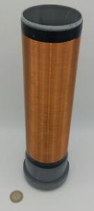 Tesla-Coil-32x7-5-CM-1000-WDG-0-2mm-Tesla-Coil-Spool-tc-001-hvshp