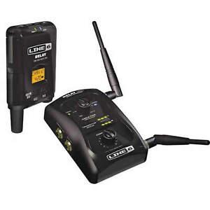 BRAND-NEW-Line-6-Relay-G50-Digital-Wireless-Guitar-System