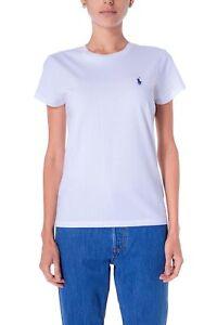 POLO-RALPH-LAUREN-T-shirt-donna-girocollo