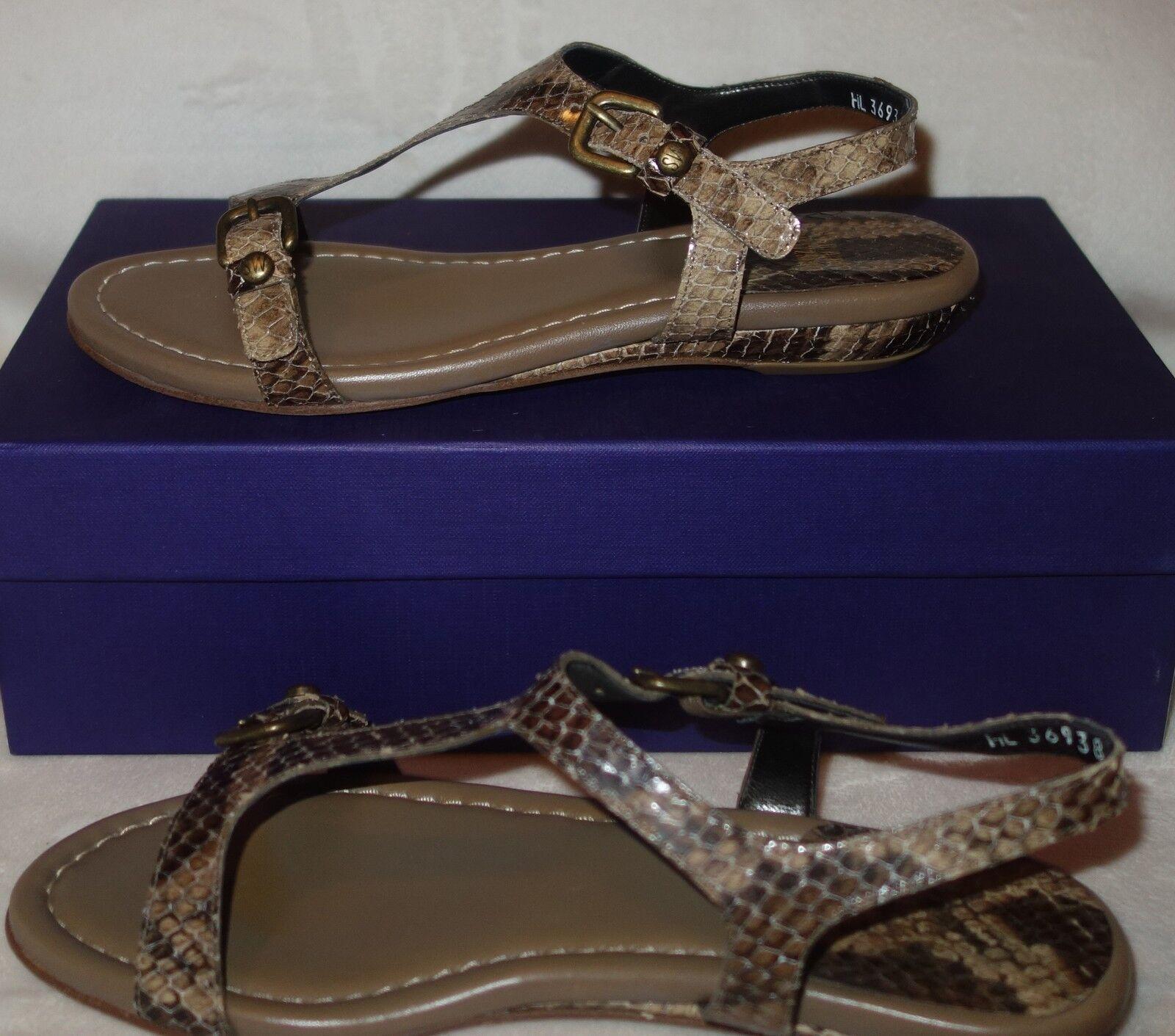 compra meglio Stuart Weitzman Weitzman Weitzman lifestyle leather sandals sz 36.5 US SZ 6  new  migliore offerta