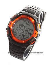 Omax Digital Unisex Divers Watch 100M/10 Bar Water Resistant