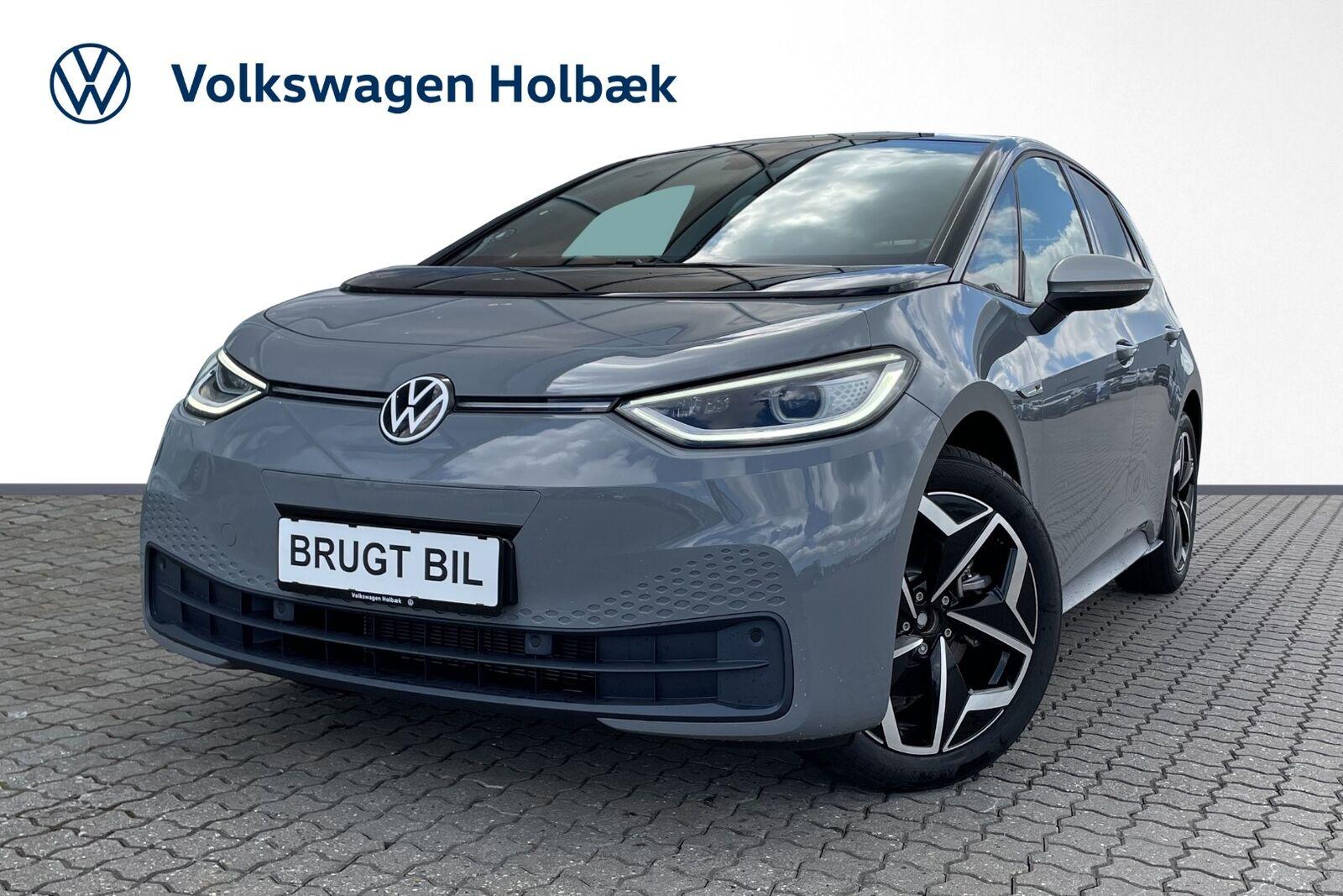 VW ID.3  1ST Plus 5d - 309.900 kr.
