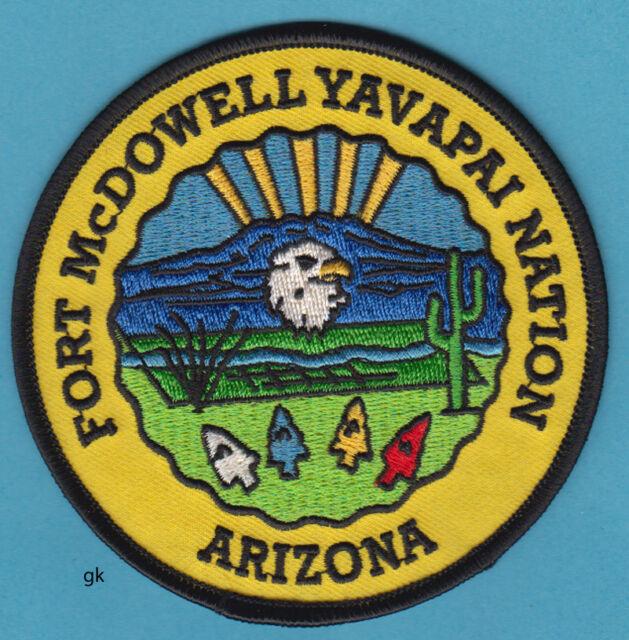 FORT McDOWELL YAVAPAI NATION  ARIZONA TRIBAL  PATCH