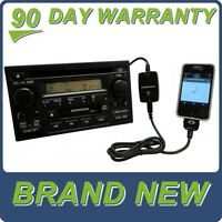 Honda Acura Ipod Iphone Adapter Harness Interface For Cd Radio Player Mp3
