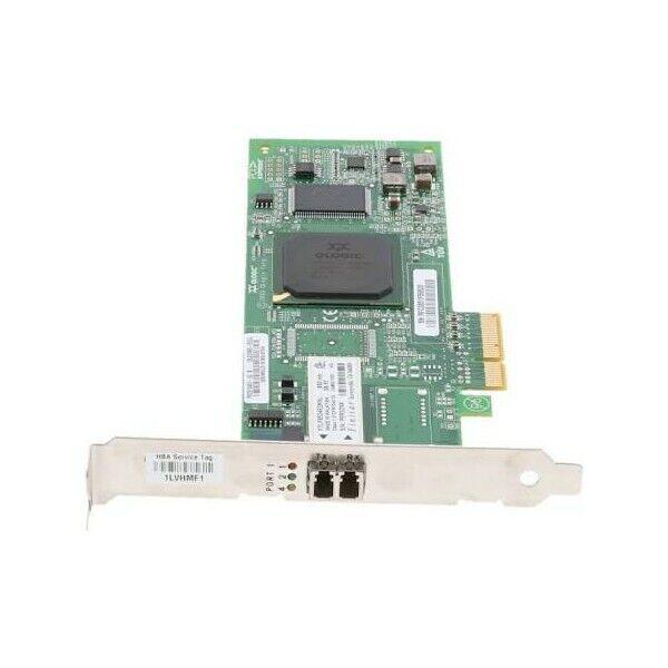 Une carte réseau DELL PCIE, Fiber Channel, QLE2460 | PF323