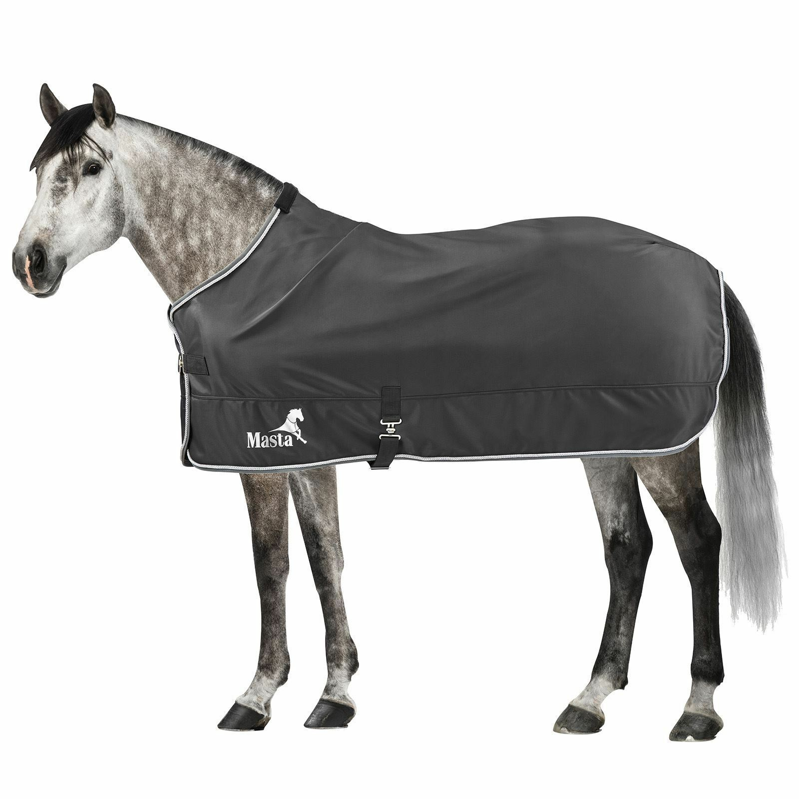 Masta Equestiran Showmasta Single Adjustable Surcingle Horse Clean Fleece Rug