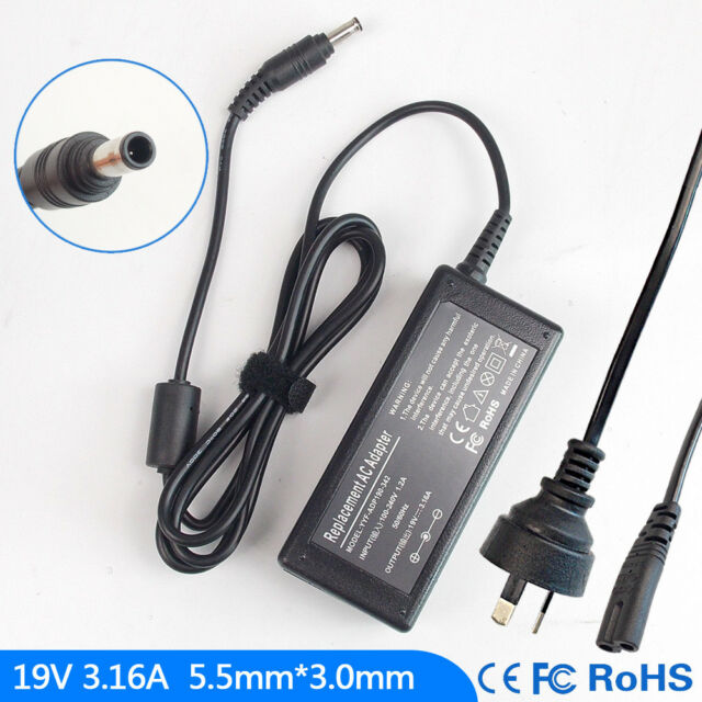 AC Power Adapter Charger for Samsung NP300E4C-A03US NP300E5A-A02UB Notebook