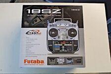 *NEW* Futaba 18SZ H 2.4Ghz Air Heli Quad R/C Transmitter & R7008SB Rx FUTK9511