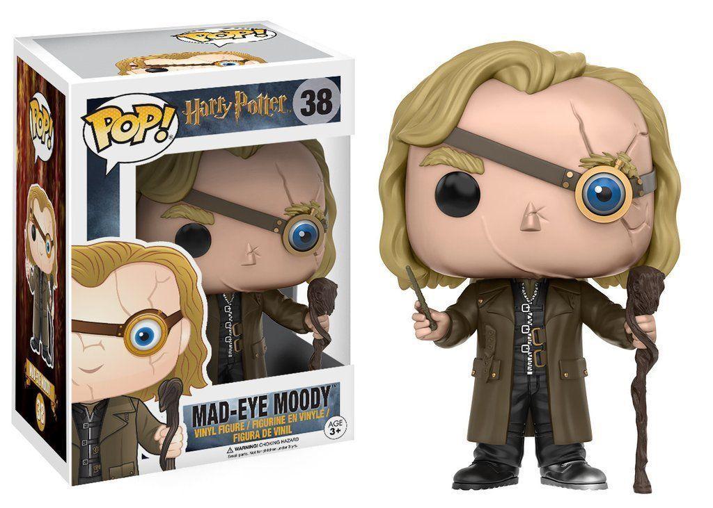 Harry Potter Mad-Eye Moody 3.75   POP Vinyl Figur Figur Figur FUNKO NEU 38  | Haltbarer Service  47bf77