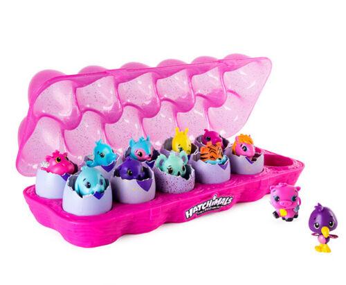 New Hatchimals Colleggtibles 12-48Pcs Egg Carton  Surprise Children Toys Gifts