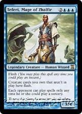 TEFERI, MAGE OF ZHALFIR Time Spiral MTG Blue  Creature — Human Wizard RARE