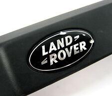 Land Rover Discovery 3 BLACK+SILVER rear door oval badge upgrade LR3 logo new