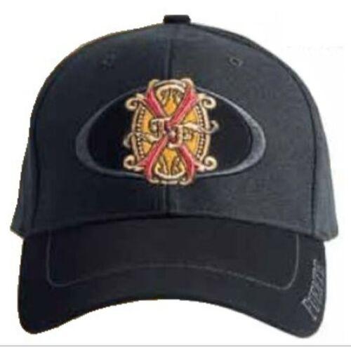 Fuente Opus X Black Baseball Cap