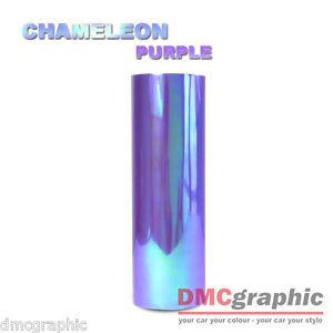 Chameleon-Purple-Car-Motorbike-Headlight-TailLight-Film-Adhesive-Vinyl-Tint-Wrap