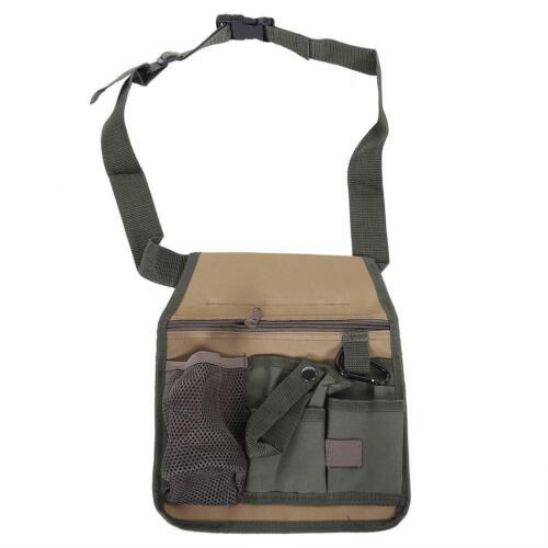 Gardening Tools Belt Bags Electrician Garden Waist Bag Hanging Kits Bag Pouch