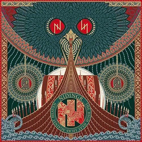 Nidingr - The Haute Chaleur Licks Against Heaven Nouveau CD