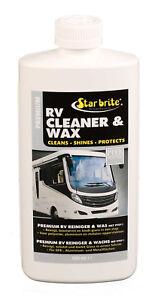 Star brite Premium Reiniger & Wachs mit PTEF® 79616, 500 ml Caravan