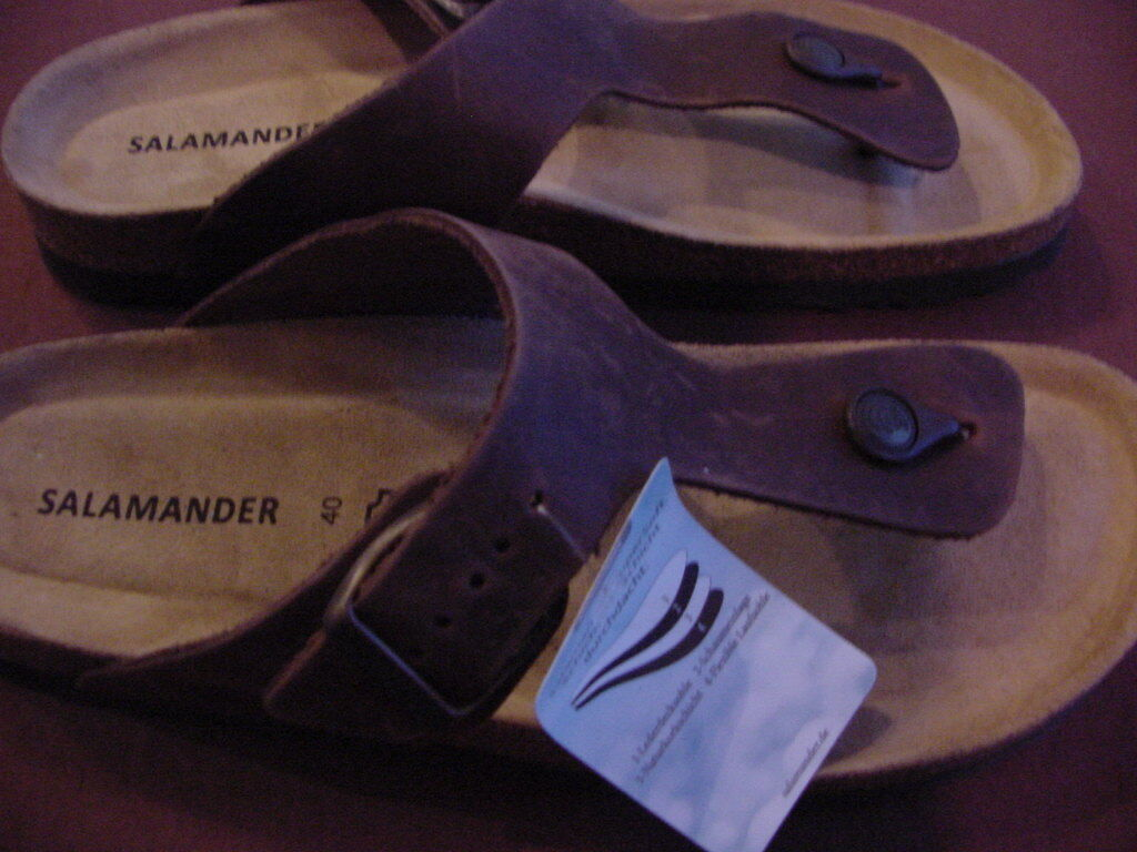 Salamander  Balbao Balbao Balbao Ramses    40  L 9 M 7 Oiled Leather Brown 1c8ab1