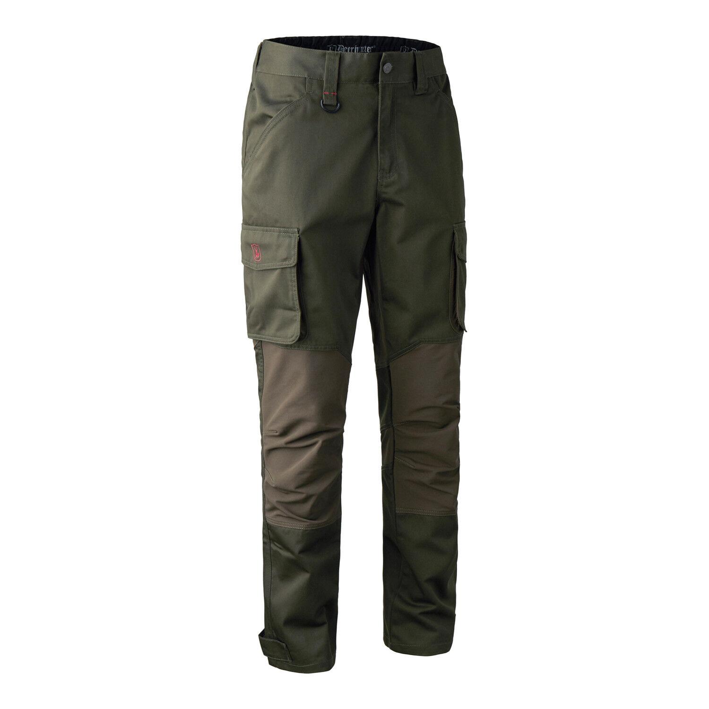 Deerhunter Rogaland Stretch Pantalon 3772 vert 353 Tir + Gratuit DH Chaussettes