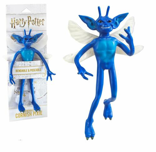 """Harry Potter curvabile poseable Cornish Pixie 6/"""" Noble Collection NN9017"""