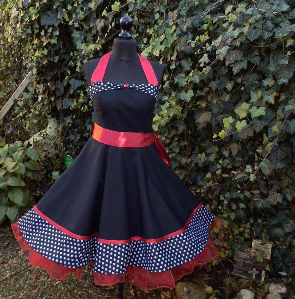 9693984c3448 Vita gioventù magnifica abiball sera abito da sera dress su misura  PETTICOAT Rockabilly npwvqy2051-Vestiti