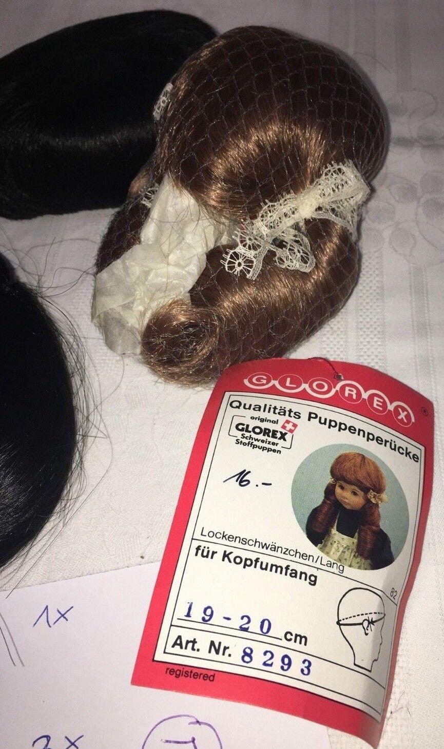 Poupées accessoires poupées perruques