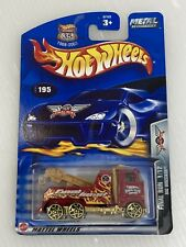 Hot Wheels Red Ford Rig Wrecker Tow Truck 1:64 Scale Diecast Toy Model Mattel