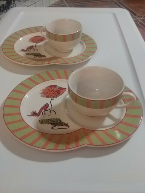 Rosanna Coffee Cup Set | eBay