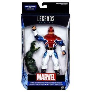 CAPTAIN-BRITAIN-Marvel-Legends-6-034-Capt-America-Civil-War-BAF-Abomination-NEW