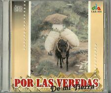 Por Las Veredas De Mi Tierra Latin Music CD New