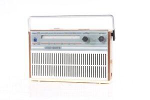 altes-Radio-Typ-Stern-Hobby-II-vintage-Sammler