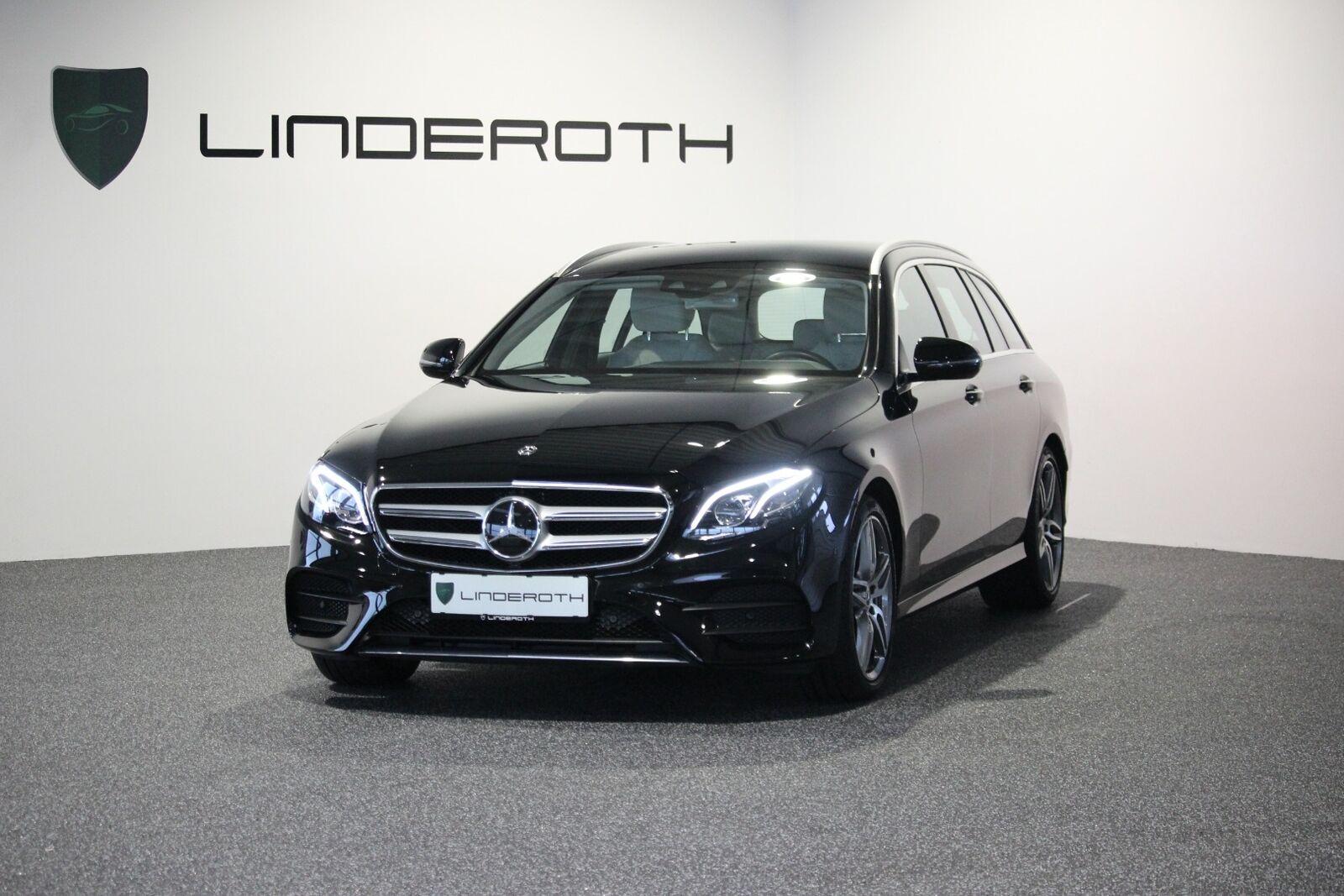 Mercedes E220 d 2,0 AMG Line stc. aut. 5d - 529.500 kr.