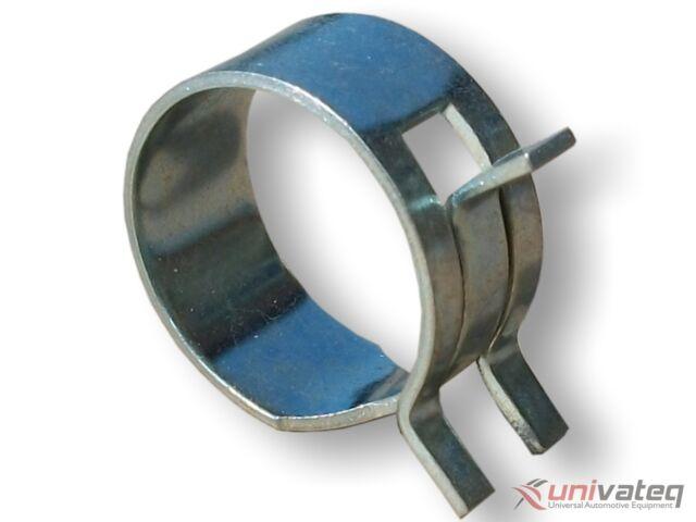 2x Rohrschelle mit Gummiprofil Schlauchschelle Kabelschelle Verzink.Stahl W1