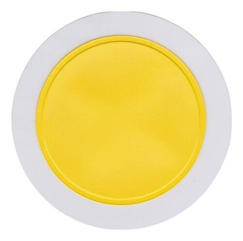 Car Windscreen Parking Permit Holder 2 x Yellow Car Tax Disc Holder