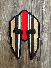 Spartan Helmet Iraq War Patch