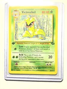 VICTREEBEL-30-64-1st-Edition-Jungle-Rare-Pokemon-Card-NM