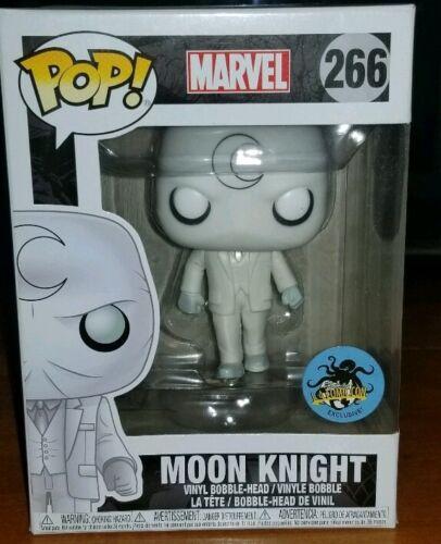 Marvel MOON KNIGHT #266 Vinyl Figure 2017 LA Comic-Con Exclusive Funko POP