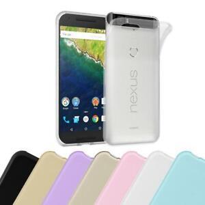 Silicone-Case-for-Huawei-NEXUS-6P-Shock-Proof-Cover-Ultra-Slim-TPU-Gel