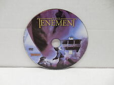 The Tenement DVD Movie NO CASE Black Rose Haunted House