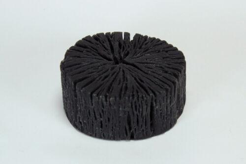 Carbón 1-Hecho A Mano De Silicona Jabones Molde Vela Molde hágalo usted mismo Craft Moldes