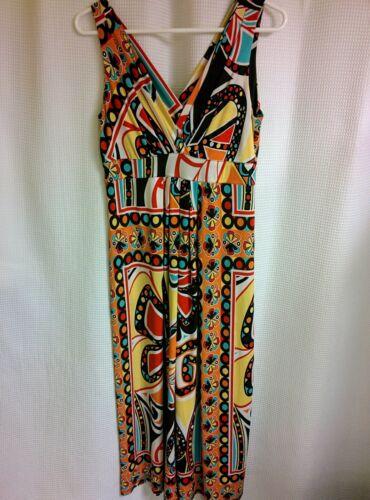 Vintage Barbara Lesser Dress Small