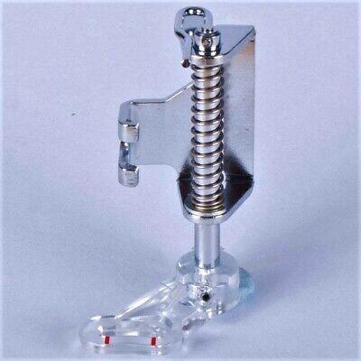 1pc Free Motion Quilting Darning Spring Presser Foot Feet S3
